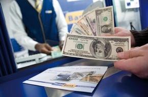 """ReiseBank AG: ReiseBank: """"Hier nehmen Sie am besten US-Dollar mit"""""""