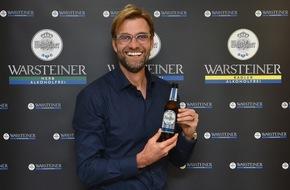 Warsteiner Brauerei: Jürgen Klopp wird neuer Warsteiner Markenbotschafter
