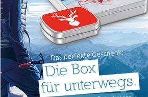 tinboutic.ch - Hoffmann Neopac AG: Neu: Die Tinbox als Unikat