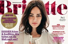 """Gruner+Jahr, BRIGITTE: Krimi-Queen Tana French: """"Immer der gleiche Ermittler - das wäre unglaubwürdig"""""""