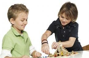 LEGO GmbH: Neu im Handel: Lego Spiele - die Welt wird Augen machen