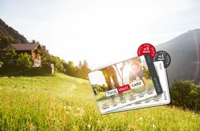 Ferienregion TirolWest: TirolWest begeistert  mit Premium-Gästekarte