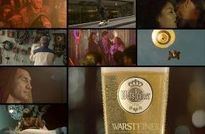 """Warsteiner Brauerei: Warsteiner startet Dachmarken-Kampagne """"Mach das einzig Wahre"""""""