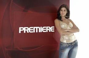 Sky Deutschland: Natascha Berg wird 2008 neues Film-Gesicht von Premiere / Moderatorin und Ex-Miss Germany steht ab 1. Januar 2008 für TV-Formate von Premiere vor der Kamera