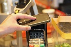 REWE Markt GmbH: REWE bietet deutschlandweit kontaktloses Zahlen mit NFC an