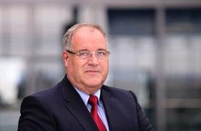 Heidelberger Druckmaschinen AG: Dr. Gerold Linzbach ist neuer Vorstandsvorsitzender der Heidelberger Druckmaschinen AG