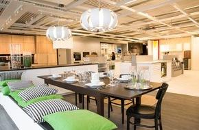 IKEA Deutschland GmbH & Co. KG: IKEA macht Wege für Kunden am Bodensee kürzer