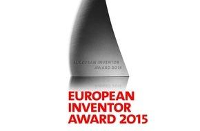 Europäisches Patentamt (EPA): Europäischer Erfinderpreis 2015: Schöpfer von 15 bahnbrechenden Innovationen als Finalisten gekürt