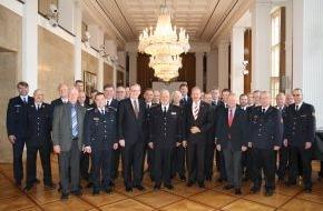 Deutscher Feuerwehrverband e. V. (DFV): Feuerwehrverband mahnt Verantwortung des Bundes an / Finanzierung des Bevölkerungsschutzes sowie Versicherungsschutz beraten