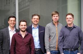 tacterion GmbH: Top 7 Pioneers Start-Up tacterion ermöglicht Touch-Interaktion auf allen Oberflächen
