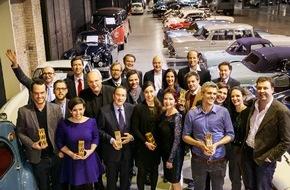 ERGO Direkt Versicherungen: ARTE Future gewinnt Online-Medienpreis 2014 der ERGO Direkt Versicherungen