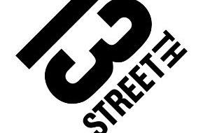 13TH STREET: Werden Sie Augenzeuge! / Relaunch mit neuem Programm, neuen Serien, neuem Thrill: 13TH STREET heißt ab Mitte März 13TH STREET Universal (mit Bild)
