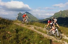 Bregenzerwald Tourismus: Bregenzerwald: Auf Gipfel und Hörner radeln