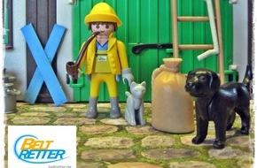Beltretter: Playmobil-Figuren als BELTRETTER