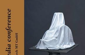 Art Research MT GmbH: Invitation à la conférence de presse: Un couple de sculptures de Michelangelo Buonarroti, jusqu'alors inconnu