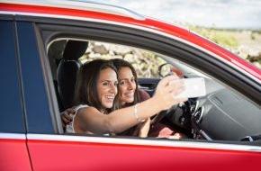 LeasePlan Deutschland GmbH: Internationale Befragung unter Autofahrern bestätigt: Fahrer sind häufig abgelenkt - viele sind auch während der Fahrt in sozialen Netzwerken aktiv