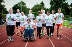 Coca-Cola Deutschland: Sport schafft Gemeinschaft: Inklusive Lauftreffs bauen Berührungsängste ab