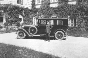 Skoda Auto Deutschland GmbH: 90 Jahre SKODA Fahrzeuge in Diensten tschechischer Staatspräsidenten
