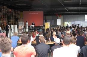 AMAG Automobil- und Motoren AG: Welcome Camp für die neuen Lernenden