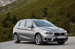 BMW Group: BMW Group verzeichnet Rekordabsatz im Februar (FOTO)