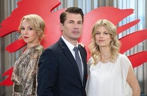 """ARD Das Erste: Das Erste / """"Verbotene Liebe"""": Geheimnisvolle Mila will Vergeltung / Am Freitag, 24. April 2015, beginnt ein neues Kapitel der Weekly im Ersten"""