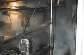 Polizeidirektion Pirmasens: POL-PDPS: Brand eines Freisitzes
