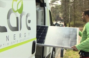 "mk-group Holding GmbH: Care-Energy startete gestern mit Care-Energy Solar ""plug and save"" die erste Auslieferung"