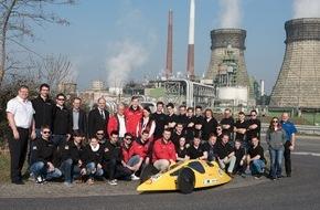 Shell Deutschland Oil GmbH: 30 Jahre Innovation: Wie weit reicht ein Liter Kraftstoff heute?