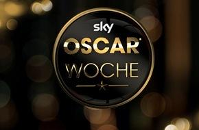 Sky Deutschland: On Demand und linear: Sky feiert die Oscars 2016