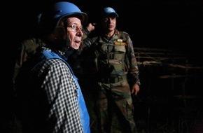 """kabel eins: Mission impossible? """"Abenteuer Leben""""-Reportage zur größten UNO-Mission der Welt im Bürgerkriegsland Kongo - am Sonntag, 18. Oktober 2015, um 22:20 Uhr bei kabel eins"""