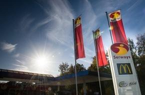 Autobahn Tank & Rast: Die Unternehmen McDonald's Deutschland und Tank & Rast teilen mit:   McDonald's Deutschland und die Autobahn Tank & Rast GmbH schließen Kooperationsvertrag