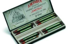 Faber-Castell: 111. Geburtstag eines Kultbleistifts: der Castell 9000