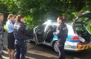 Hochschule der Polizei/Landespolizeischule: HDP-RP: Internationale Projektwoche am Campus Hahn
