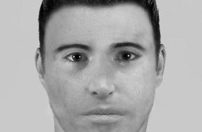 Polizei Düsseldorf: POL-D: Polizei fahndet mit Phantombildern nach Überfall in Massagestudio  - Fotos als Datei angehängt