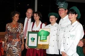 MARO und PARTNER GmbH: Eine Grüne Haube für das Juffing Hotel & Spa
