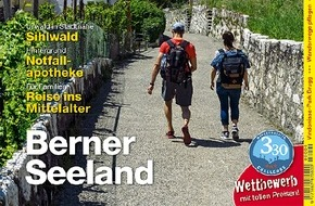Wandermagazin SCHWEIZ: Wandermagazin SCHWEIZ: Vom Schiff auf den Wanderweg