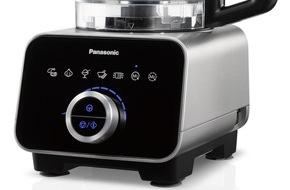 Panasonic Deutschland: Panasonic erweitert sein Sortiment um weitere Küchengeräte