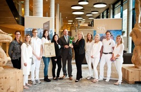 Leading Wellness, Spa & Beauty Resorts*****: Leading Spa Award 2015 - die Auszeichnung für Wellness der Spitzenklasse