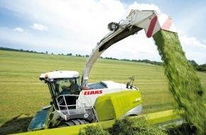 CLAAS KGaA mbH: Claas bietet honorarfreies Bildmaterial rund um die Landtechnik