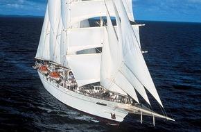 Star Clippers: Kreuzfahrt: Weltgrößter Anbieter von Segel-Kreuzfahrten setzt erstmals ab Indonesien die Segel / Mehr als 20 Segeltörns ab Bali und Singapur / Viermaster setzt auf deutsche Urlauber