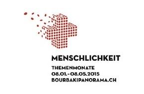 Bourbaki Panorama Luzern: Völkerrecht und Kunst im Bourbaki Panorama Luzern