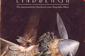 """Verlag Friedrich Oetinger GmbH: Interaktives E-Book """"Lindbergh"""" bei Oetinger setzt neue Standards / Erlebe die abenteuerliche Geschichte einer fliegenden Maus!"""