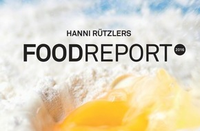 """Lebensmittel Zeitung: """"Food Report 2016"""": Essen wird zum Stilmittel"""