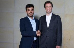 HPI Hasso-Plattner-Institut: Beste Dissertation: Potsdamer Preisträger entwickelt neue Methode zur Erkennung von Beziehungsmustern in Struktur von Linked Open Data