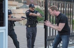 Tele 5: Ian Ziering: Angst-Dreh vor dem Weißen Haus