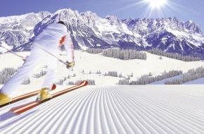 SkiWelt Wilder Kaiser-Brixental Marketing GmbH: Jetzt geht der Winter richtig los! Pistenträume werden in der SkiWelt wahr