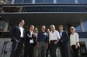 MDR: MDR & Friends / Scholz & Friends künftig für MITTELDEUTSCHEN RUNDFUNK kreativ
