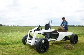 Deutsche Bank AG: IAA Nutzfahrzeuge 2014: Ein neues Leichtgewicht für die Landwirtschaft