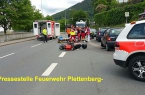 Feuerwehr Plettenberg: FW-PL: Mehrere Einsätze für die Feuerwehr Plettenberg in den letzten 2 Tagen