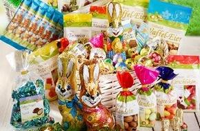 NORMA: NORMA forciert UTZ: So wird Ostern gut und rund! / Discounter bringt zum Fest noch mehr nachhaltige Süßwaren ins Regal